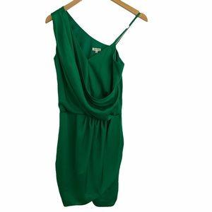 River Island Emerald Green Cocktail Dress Sz 10